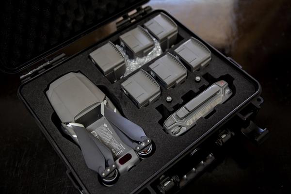 ドローン空撮に行くときのバッグの中身をご紹介